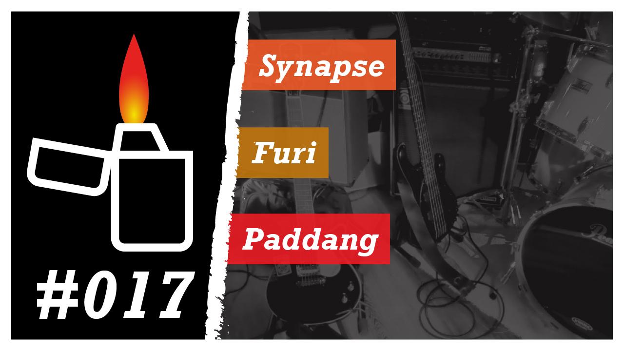 Émission Brikérock n°17 - Synapse, Fury, Paddang